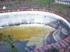 Old fibreglass pool