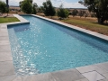 New concrete pool finished with EPOTEC Squirrel