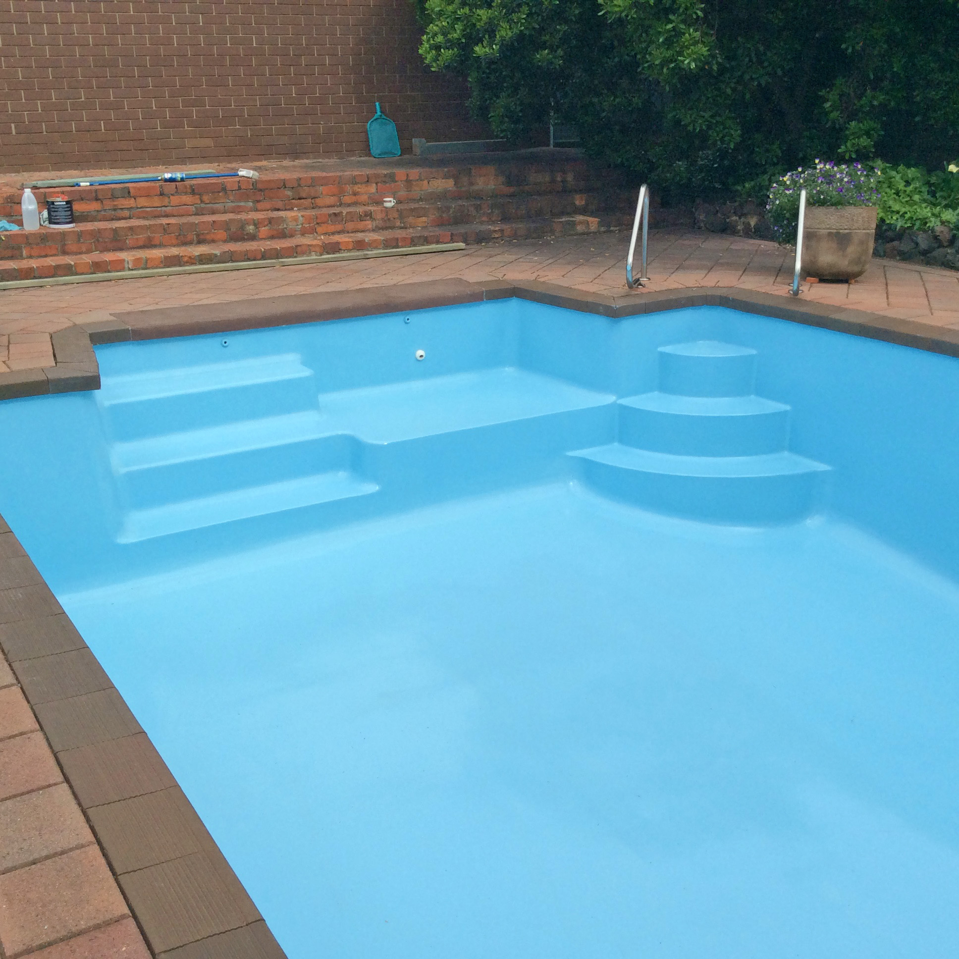 Epotec Coated Pools In Bondi Mid Blue New Life For Your Pool