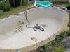 Old Pebblecrete pool