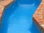 Pool renovation in Cahuna VIC 2016