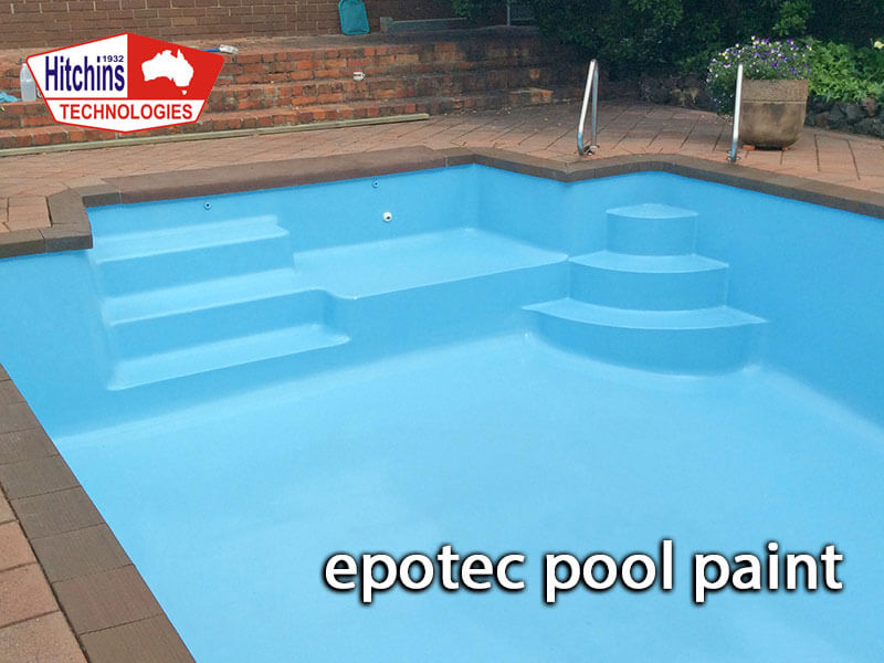 Epotec Pool Paint