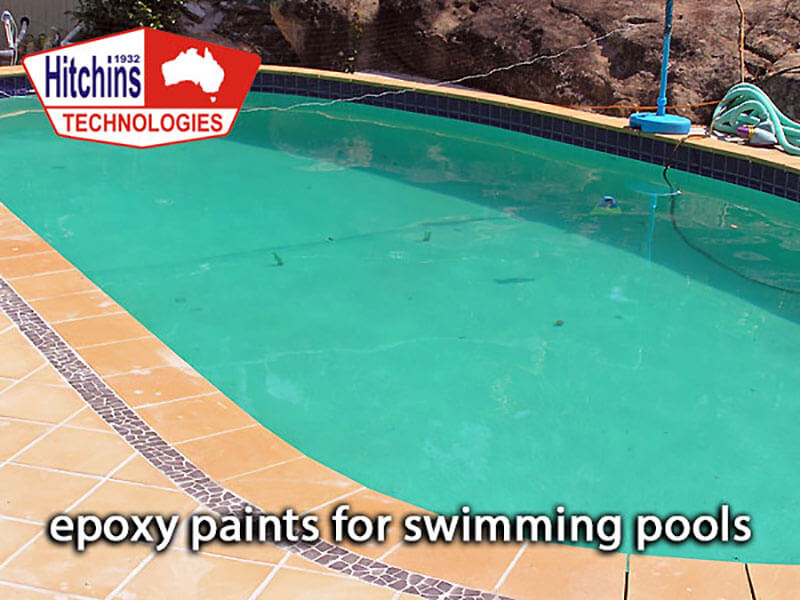Various features of epoxy paints for swimming pools new life for your pool for Epoxy coating for swimming pools