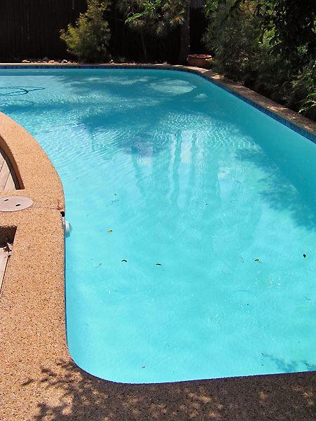 Epoxy pool paint NSW