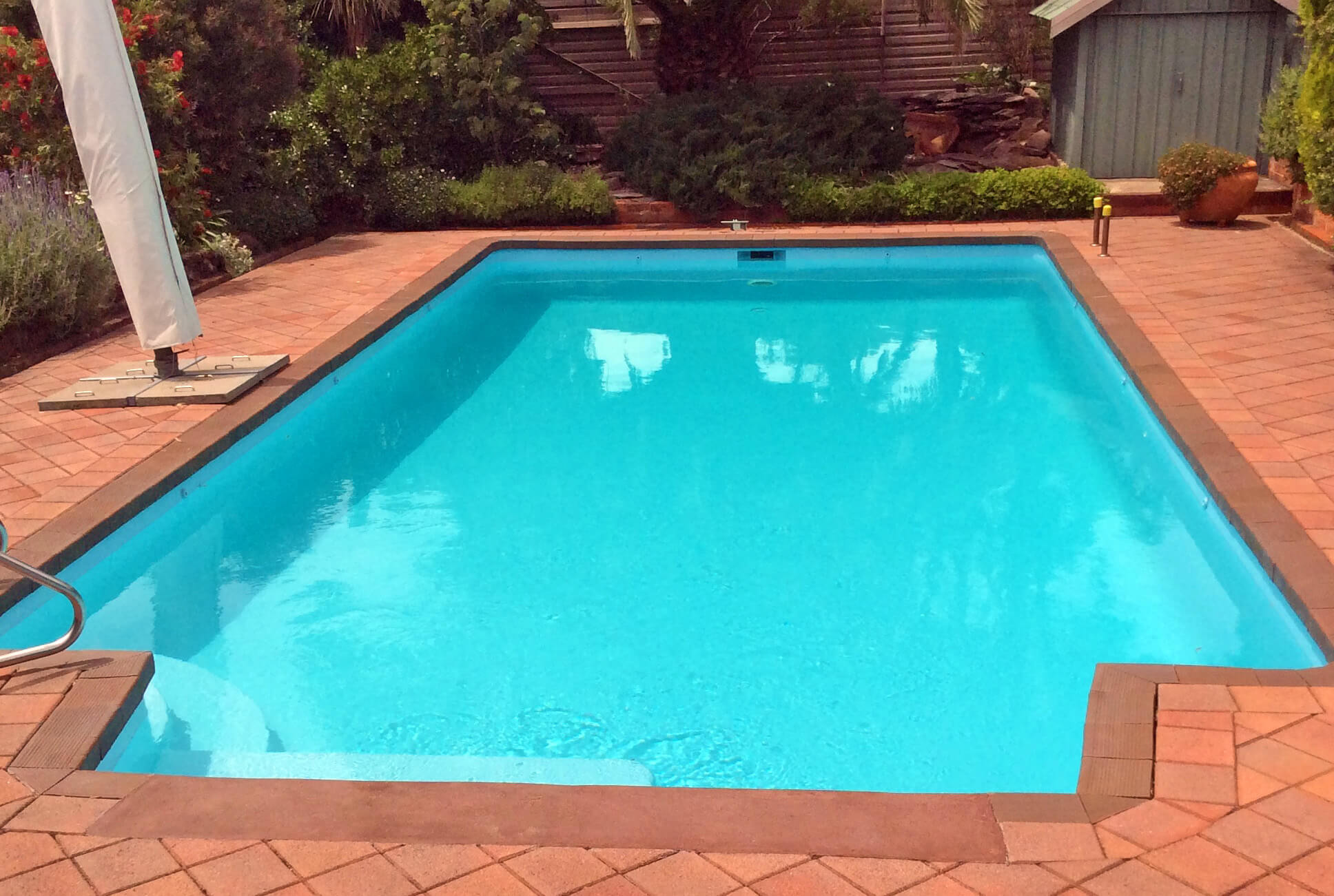 Features of epotec epoxy pool paint designed for swimming ...