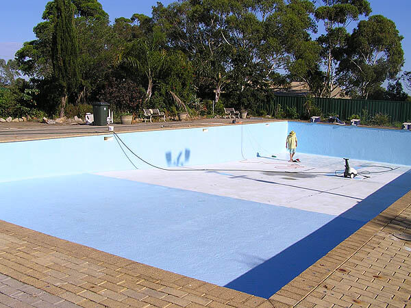 Get hard waterproof coating with epoxy pool paint new - Waterproof paint for swimming pools ...