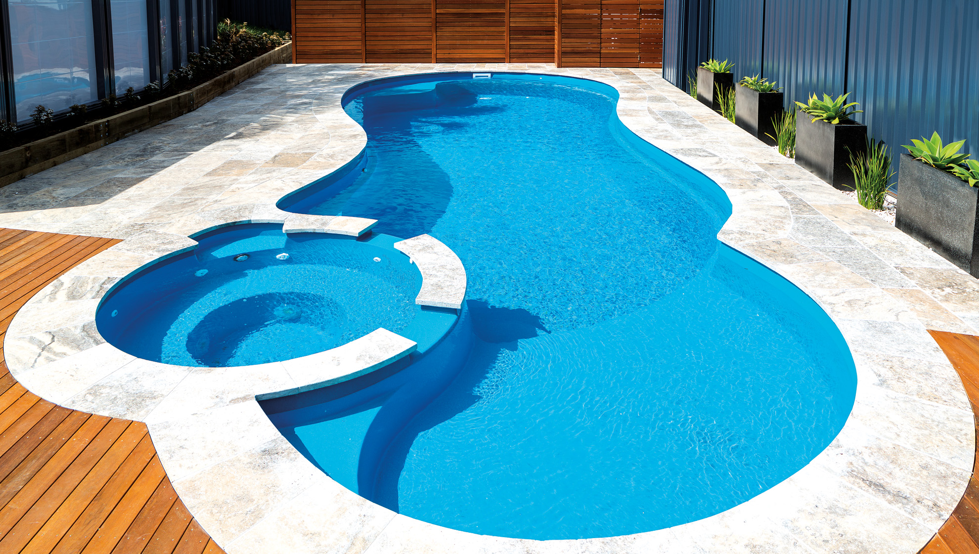 What are Fiberglass Swimming Pools benefits compare to ...